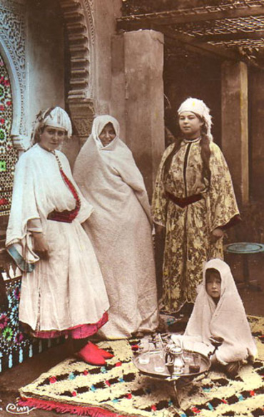 Juifs Marocains